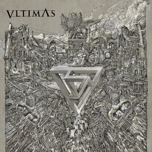 VLTIMAS / ウルティマス / SOMETHING WICKED MARCHES IN<BLACK VINYL>