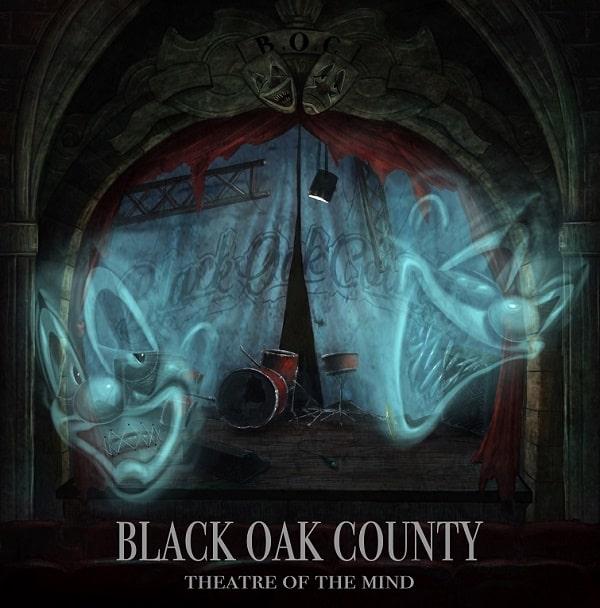 BLACK OAK COUNTY / ブラック・オーク・カウンティ / THEATRE OF THE MIND / シアター・オブ・ザ・マインド<直輸入盤国内仕様>