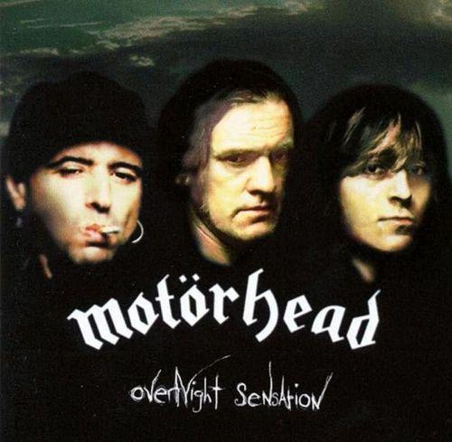 MOTORHEAD / モーターヘッド / OVERNIGHT SENSATION