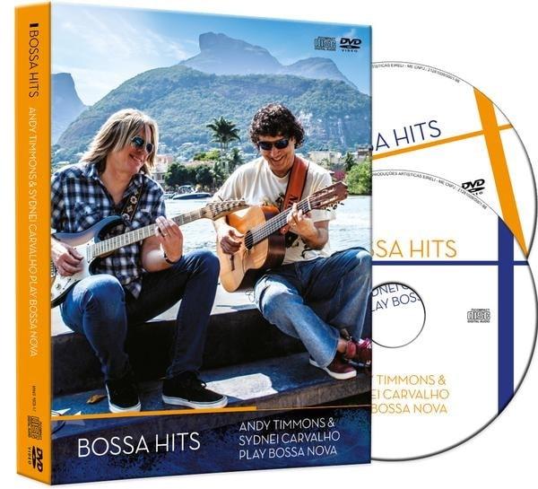ANDY TIMMONS / アンディ・ティモンズ / BOSSA HITS<DVD+CD> / BOSSA HITS<DVD+CD>