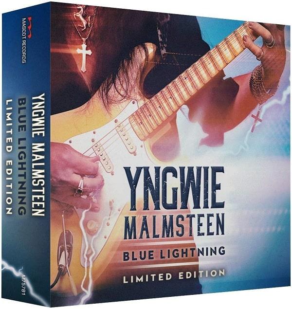 YNGWIE MALMSTEEN / イングヴェイ・マルムスティーン / BLUE LIGHTNING<BOX>