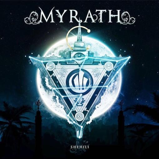 MYRATH / ミラス / SHEHILI<DIGI>