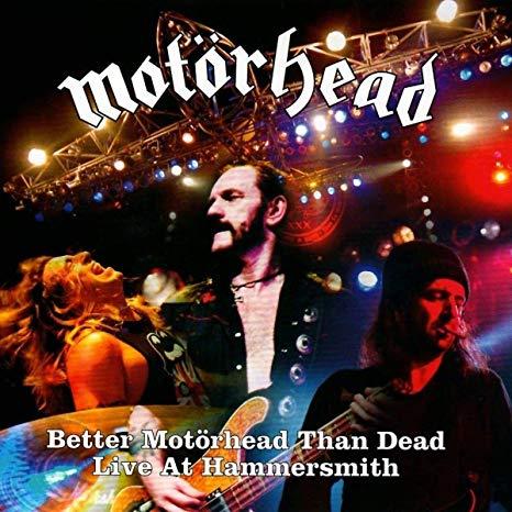 MOTORHEAD / モーターヘッド / BETTER MOTORHEAD THAN DEAD (LIVE AT HAMMERSMITH)<2CD/DIGI>
