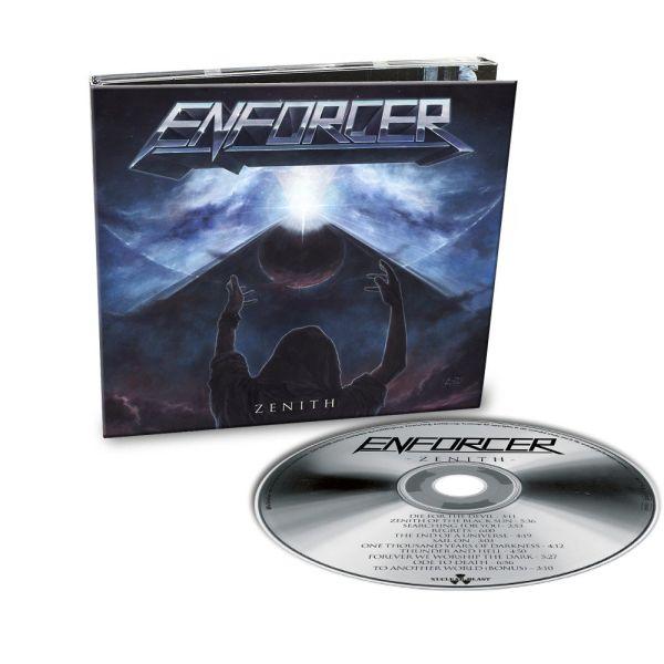 ENFORCER / エンフォーサー (from Sweden) / ZENITH<DIGI>