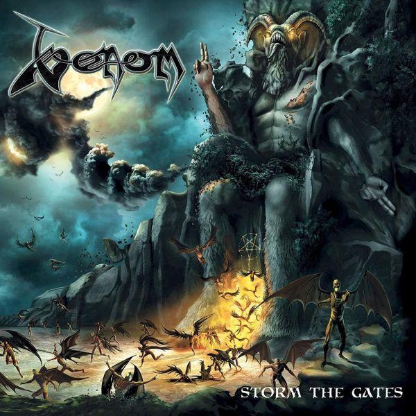 VENOM / ヴェノム / STORM THE GATES <2LP/PICTURE VINYL>