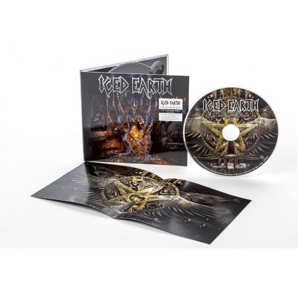 ICED EARTH / アイスド・アース / ENTER THE REALM - EP<DIGI>