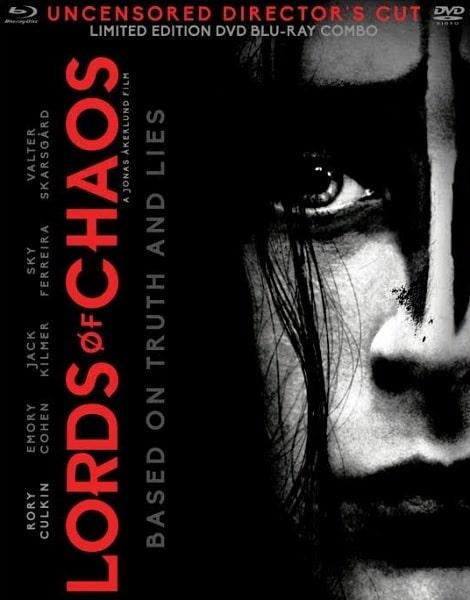 JONAS AKERLUND / LORDS OF CHAOS<BLU-RAY+DVD>