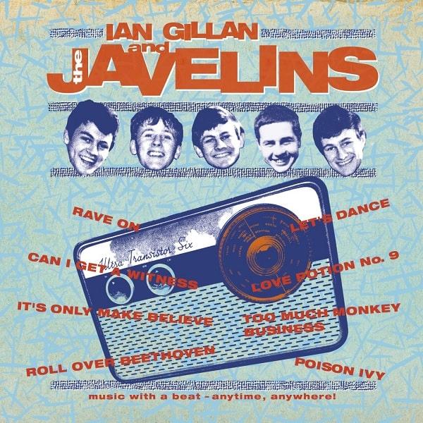 IAN GILLAN & THE JAVELINS / イアン・ギラン・アンド・ザ・ジャヴェリンズ / RAVING WITH IAN GILLAN & THE JAVELINS<DIGI>