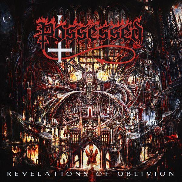 POSSESSED / ポゼスド / REVELATIONS OF OBLIVION