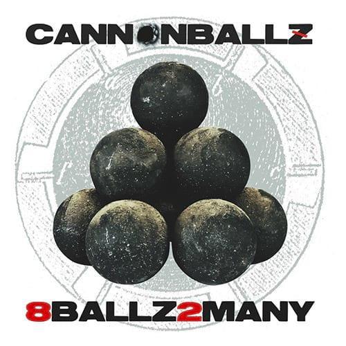 CANNONBALLZ / 8BALLZ2MANY<DIGIBOOK>
