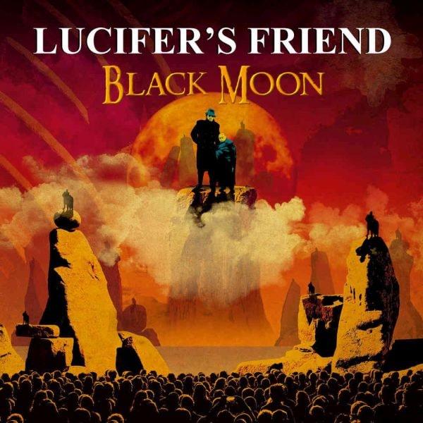 LUCIFER'S FRIEND / ルシファーズ・フレンド / BLACK MOON