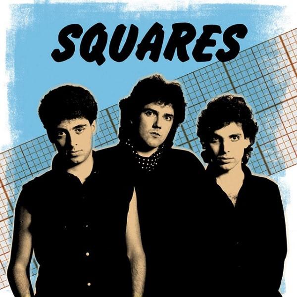 SQUARES feat. Joe Satriani  / スクエアーズ・フィーチュアリン / BEST OF THE EARLY 80s DEMOS / ベスト・オヴ・ジ・アーリー80'sデモズ