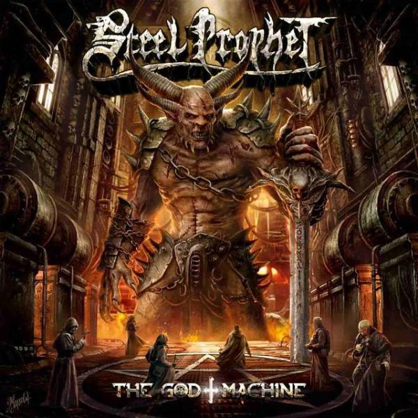STEEL PROPHET / スティール・プロフェット / THE GOD MACHINE / ザ・ゴッド・マシーン