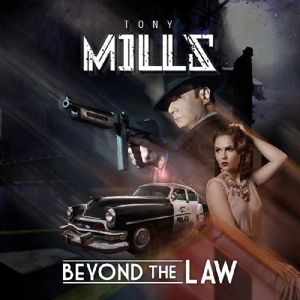 TONY MILLS / トニー・ミルズ / BEYOND THE LAW / ビヨンド・ザ・ロウ