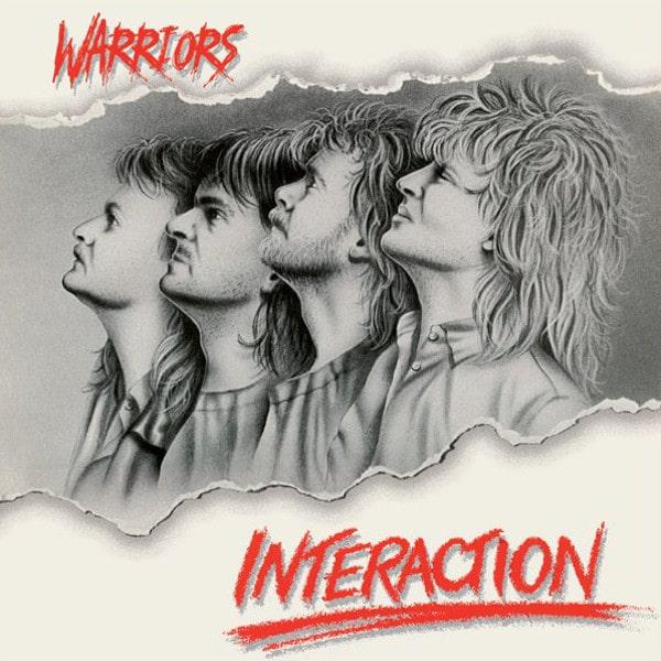 INTERACTION / WARRIORS<2CD>