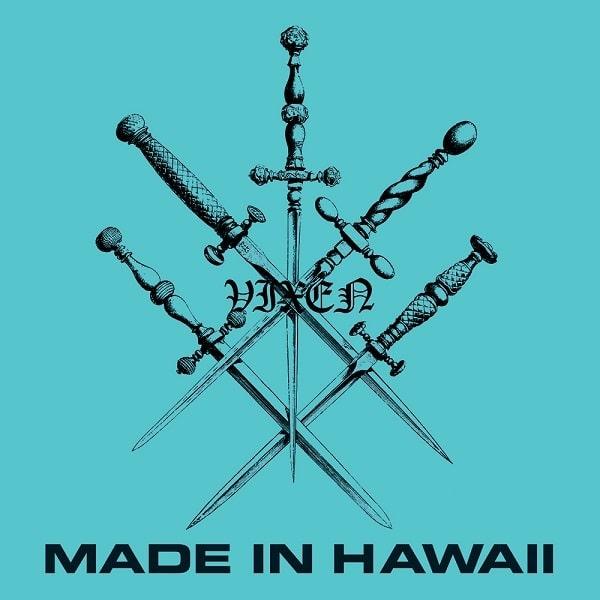 VIXEN / ヴィクセン / MADE IN HAWAII (+ 7 BONUS TRACKS)