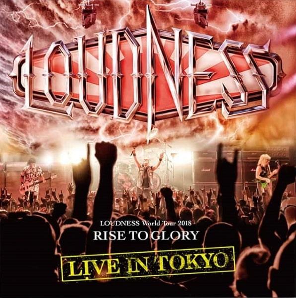 LOUDNESS / ラウドネス / LIVE IN TOKYO<2CD+DVD>