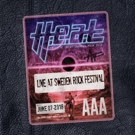 H.E.A.T / ヒート / LIVE AT SWEDEN ROCK FESTIVAL<CD+BLU-RAY/DIGI>
