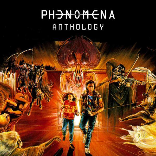 PHENOMENA / フェノメナ / ANTHOLOGY<DIGI>