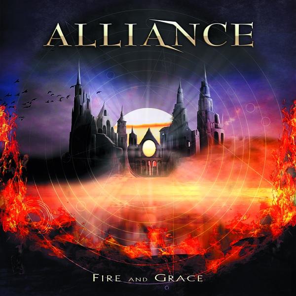 ALLIANCE / アライアンス / FIRE AND GRACE / ファイアー・アンド・グレイス