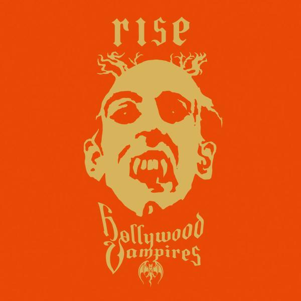 HOLLYWOOD VAMPIRES / ハリウッド・ヴァンパイアーズ / RISE / ライズ<通常盤>