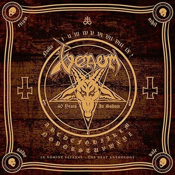 VENOM / ヴェノム / IN NOMINE SATANAS<2CD/MEDIABOOK>