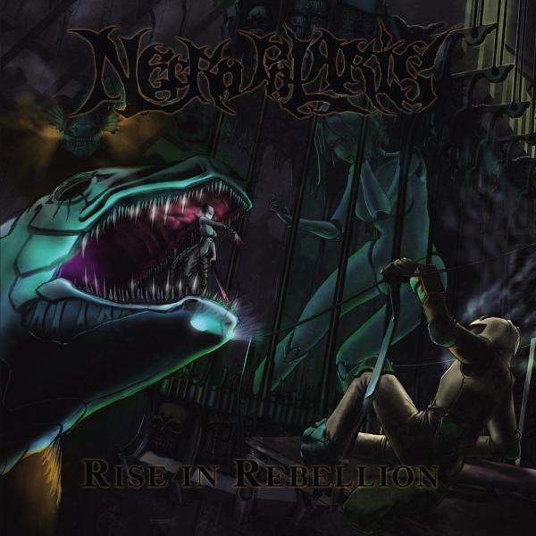 NECRO POLARIS / ネクロポラリス / RISE IN REBELLION / ライズ・イン・リベリオン