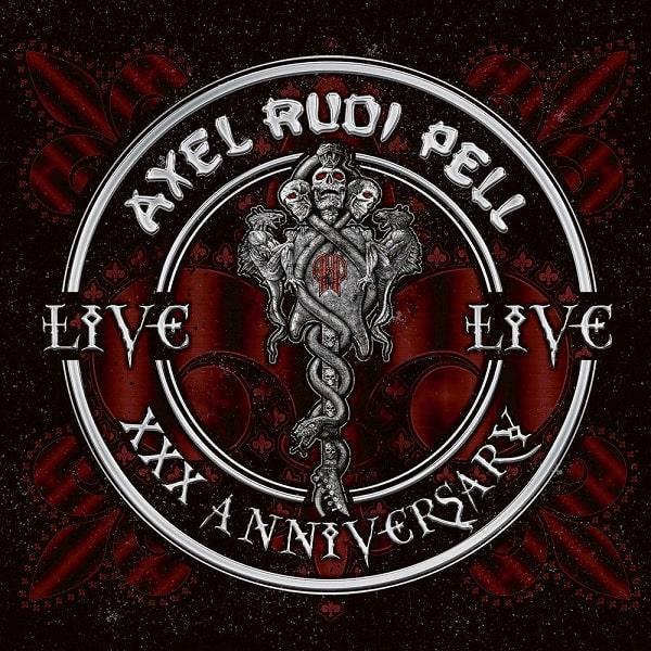 AXEL RUDI PELL / アクセル・ルディ・ペル / XXX ANNIVERSARY LIVE<2CD/DIGI>