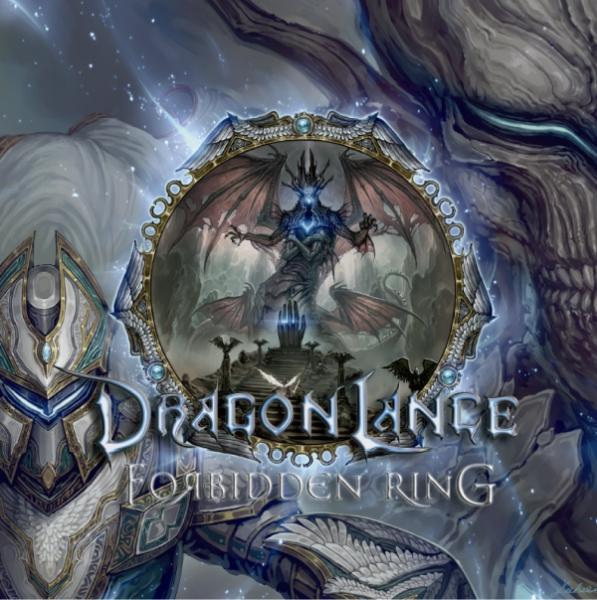 DRAGONLANCE / ドラゴンランス / FORBIDDEN RING / フォービドゥン・リング