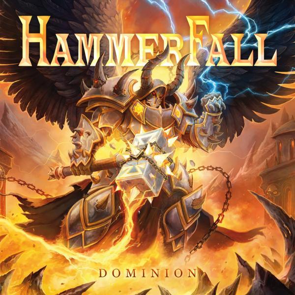 HAMMERFALL / ハンマーフォール / DOMINION<DIGI>