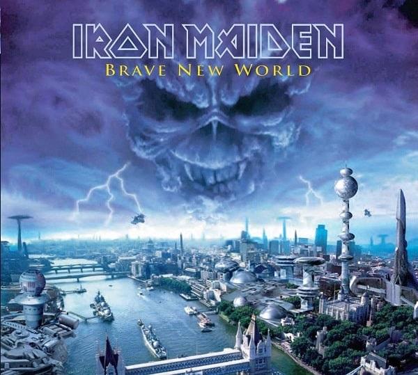 IRON MAIDEN / アイアン・メイデン / BRAVE NEW WORLD / ブレイヴ・ニュー・ワールド <ザ・スタジオ・コレクション・リマスタード>