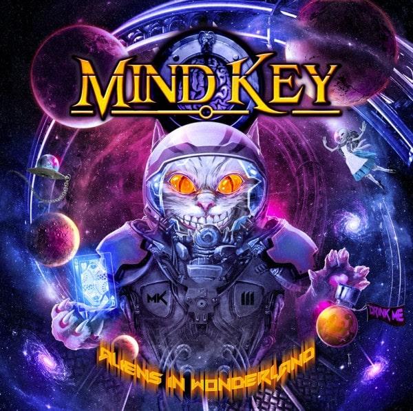 MIND KEY / マインド・キー / MK3-ALIENS IN WONDERLAND