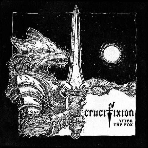 CRUCIFIXION / AFTER THE FOX<PURPLE SPLATTER VINYL>