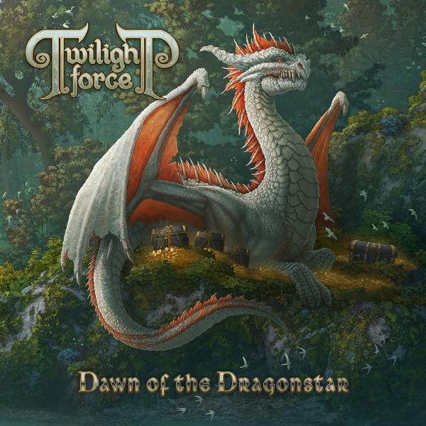 TWILIGHT FORCE / トワイライト・フォース / DAWN OF THE DRAGONSTAR / ドーン・オブ・ザ・ドラゴンスター