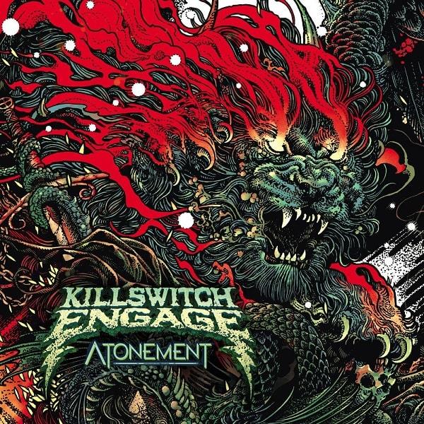 KILLSWITCH ENGAGE / キルスウィッチ・エンゲイジ / ATONEMENT / アトーンメント