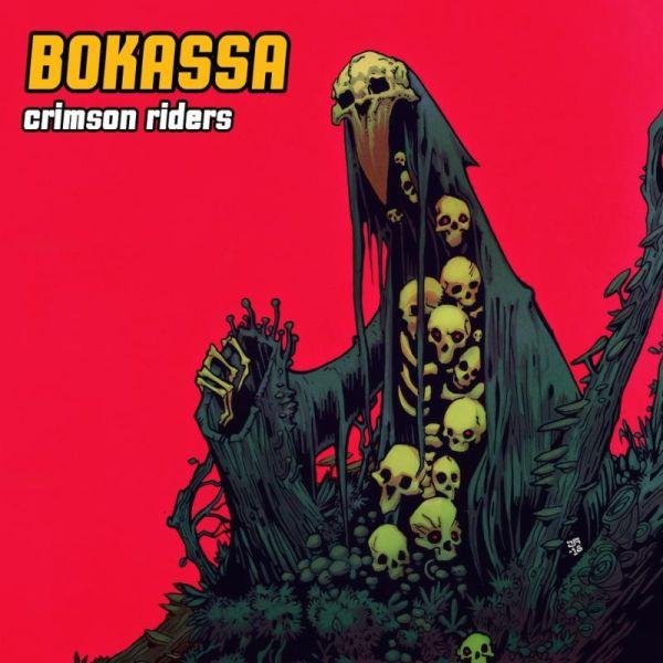BOKASSA / CRIMSON RIDERS<DIGI>
