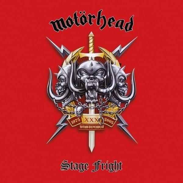 MOTORHEAD / モーターヘッド / STAGE FRIGHT<CD+DVD>