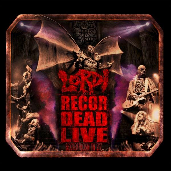 LORDI / ローディ / RECORDEAD LIVE - SEXTOURCISM IN Z7<DVD+2CD/DIGI>