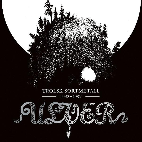 ULVER / ウルヴァー / TROLSK SORTMETALL 1993 - 1997(RE-ISSUE 2019)<4CD/BOX>