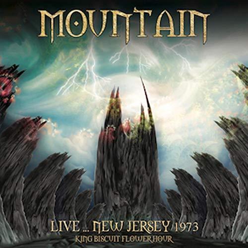 MOUNTAIN / マウンテン / Live... New Jersey 1973<直輸入盤国内仕様>