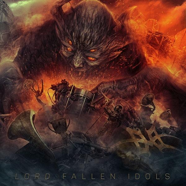 LORD (METAL Australia) / ロード / FALLEN IDOLS / フォーレン・アイドルズ