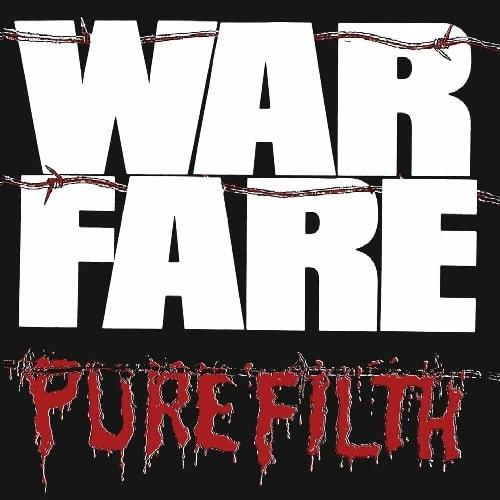 WARFARE / ウォーフェア / PURE FILTH<GREY VINYL>