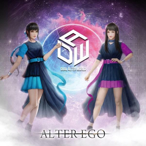 Dual Alter World / デュアル・オルター・ワールド  / ALTER EGO / オルター・エゴ<通常盤>