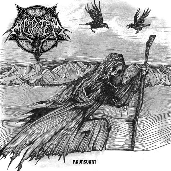 MORTEM (Metal) / RAVNSVART