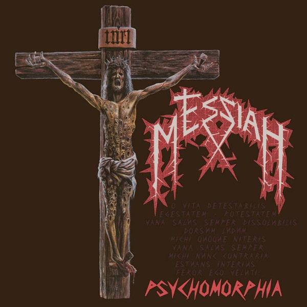 MESSIAH (from Switzerland) / PSYCHOMORPHIA<SLIPCASE>