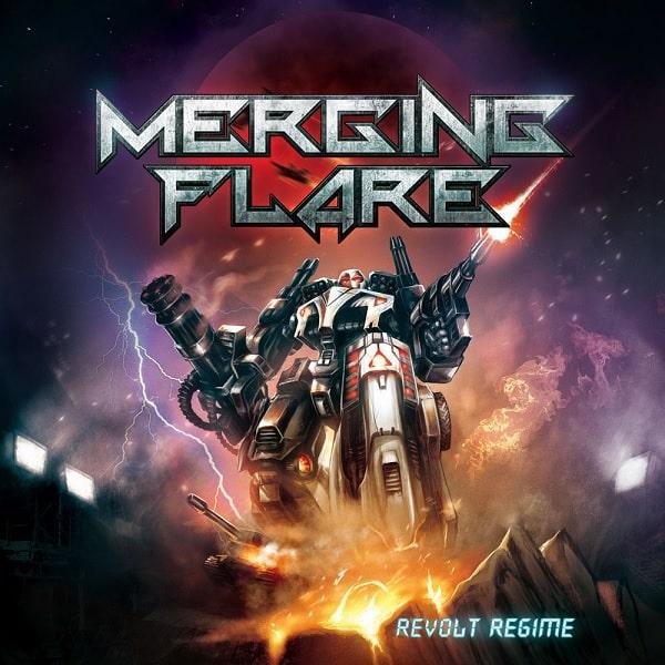 MERGING FLARE / マージング・フレア / REVOLT REGIME / リヴォルト・レジーム