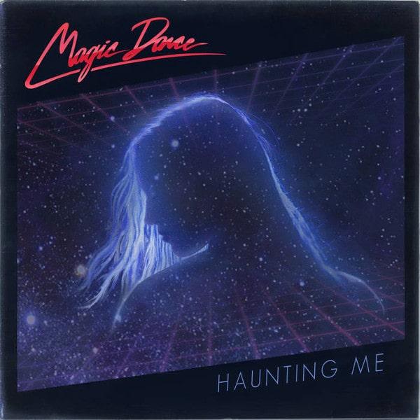 MAGIC DANCE / マジック・ダンス / HAUNTING ME <CD-R>