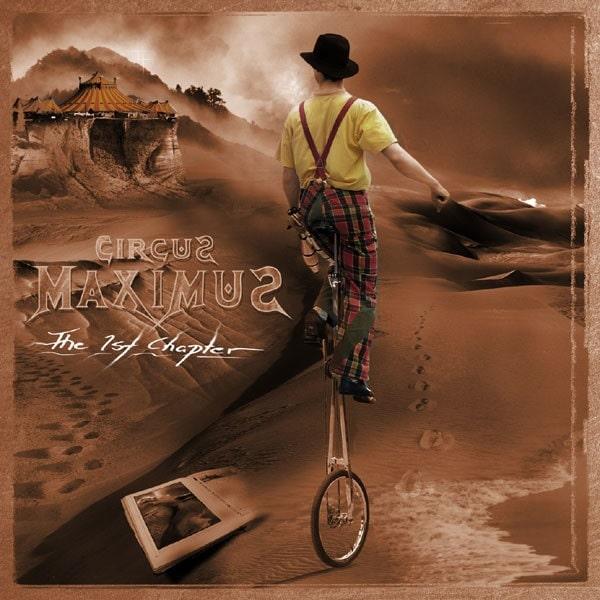 CIRCUS MAXIMUS / サーカス・マキシマス / THE 1ST CHAPTER / ザ・ファースト・チャプター