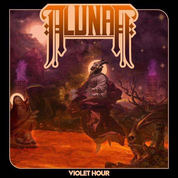 ALUNAH / VIOLET HOUR<DIGI>