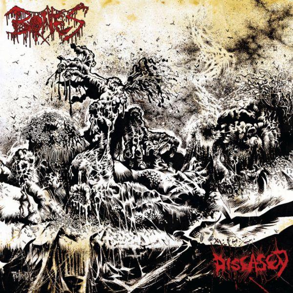 BONES (Metal) / DISEASED<DIGI>